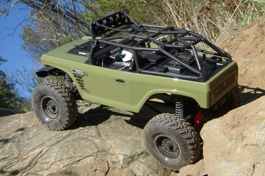 Axial SCX10 II Deadbolt 4WD RTR
