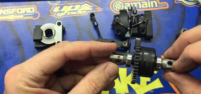 Adam Drake Center Diff Tip For The Mugen MBX8 [VIDEO]