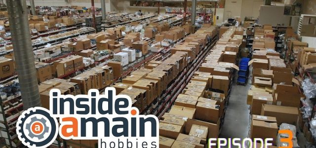 Inside AMain Sports & Hobbies Ep. #3 [VIDEO]