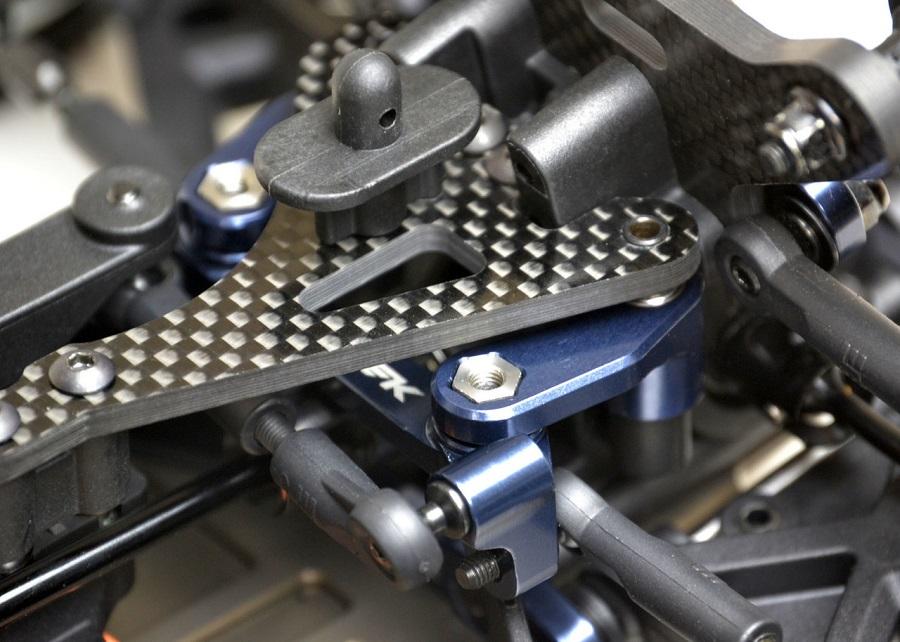 Exotek Steering Cranks For The Tekno EB410