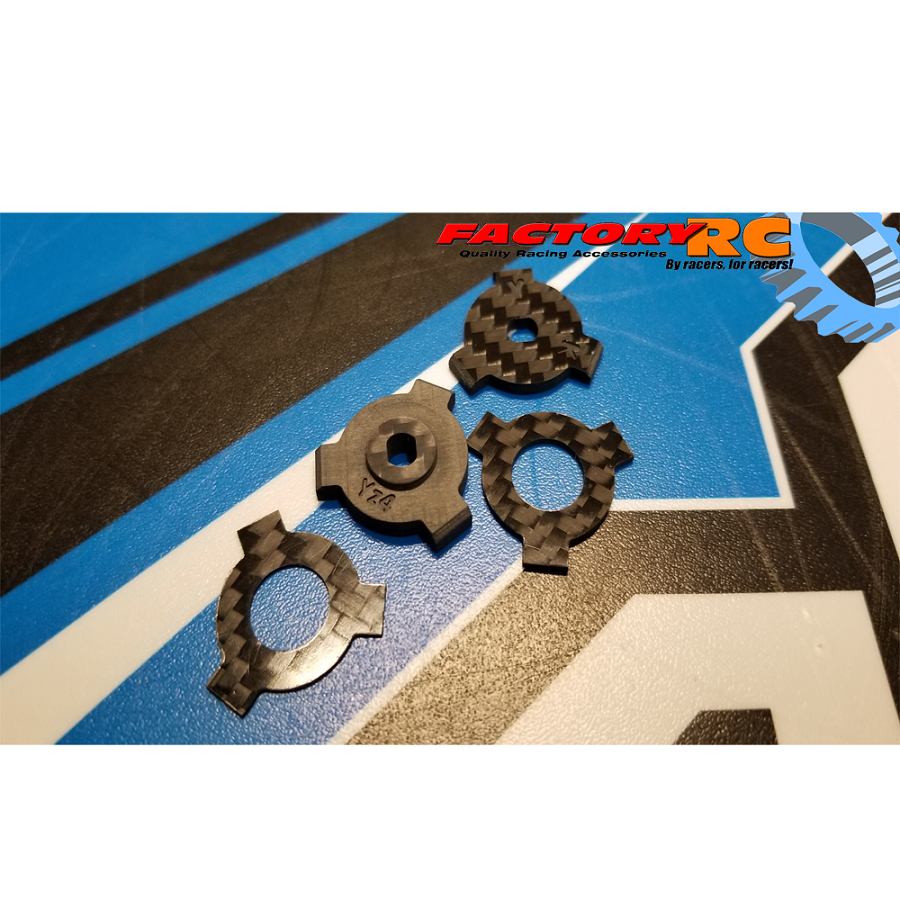 Factory RC Yz4 SF Slipper Lock Out