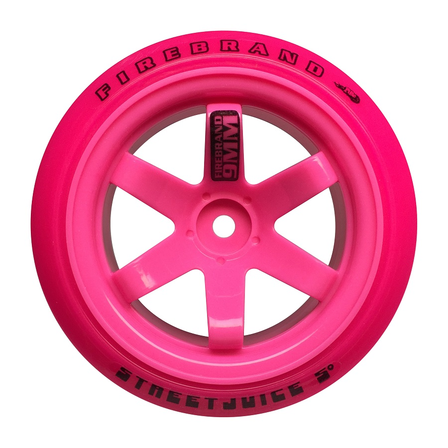 FireBrand PANTHER-XDR 5˚ Beveled Drift Tires
