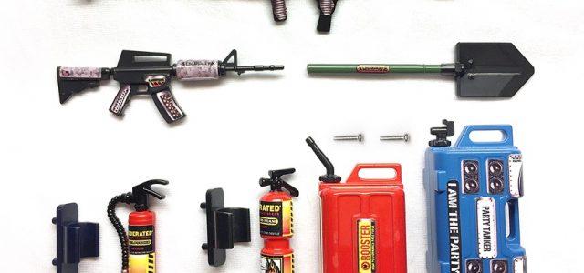 FireBrand RC Crawler Accessories 2