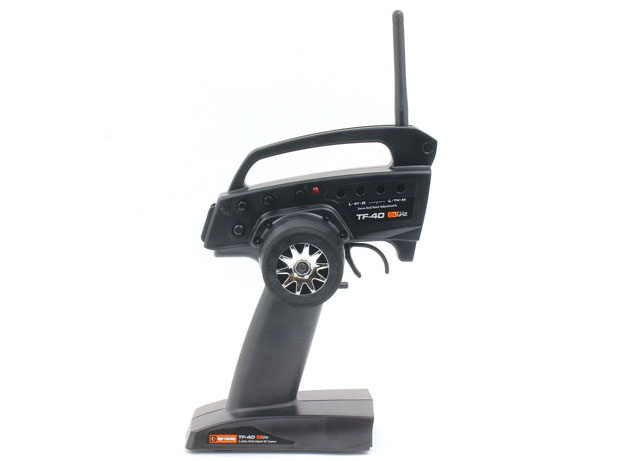 Review: HPI Venture FJ Cruiser - TF-40 transmitter