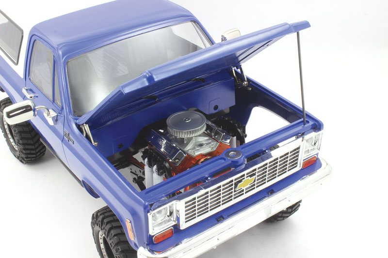 RC Review: RC4WD Trail Finder 2 Blazer - Hood