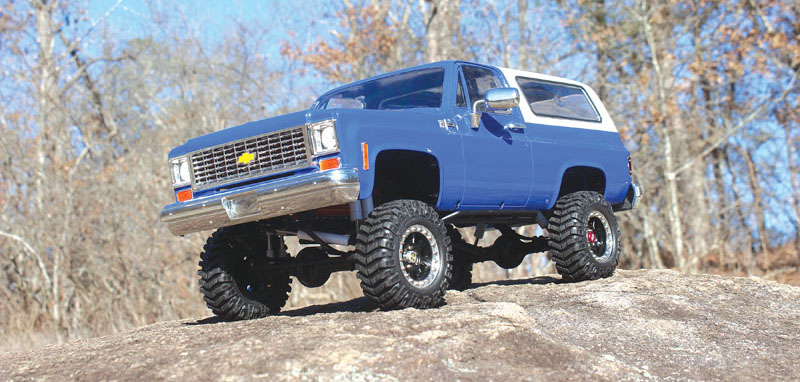 RC Review: RC4WD Trail Finder 2 Blazer - RC Car Action