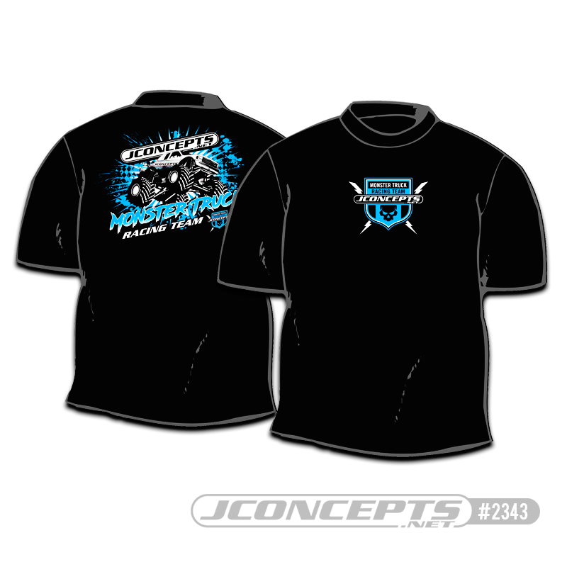 JConcepts Monster Truck Team Shirt