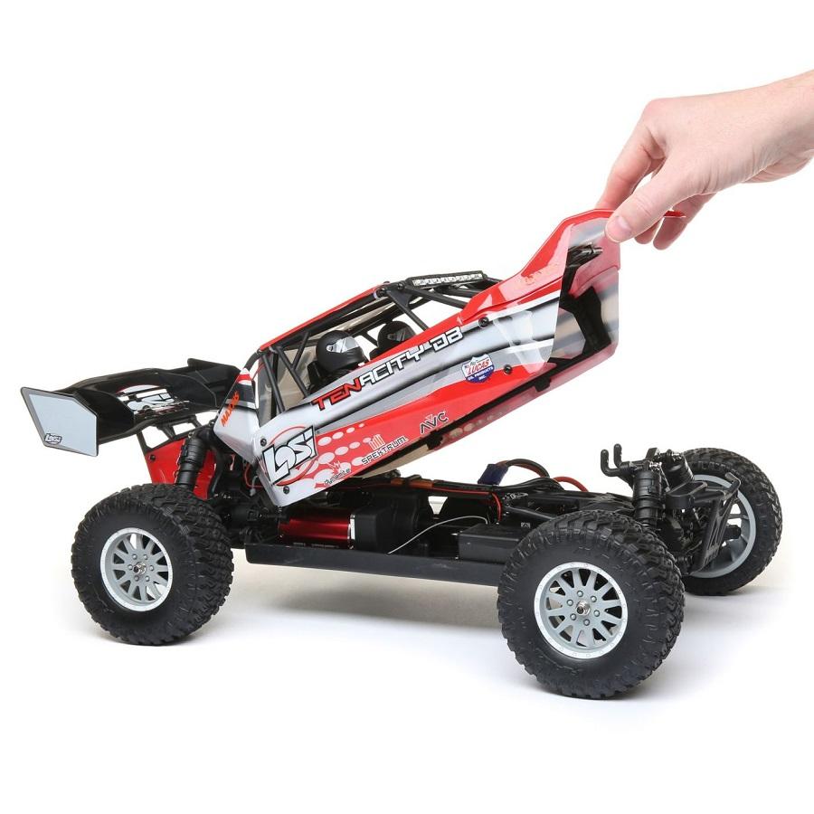Losi RTR TENACITY-DB 4X4 1/10 Desert Buggy