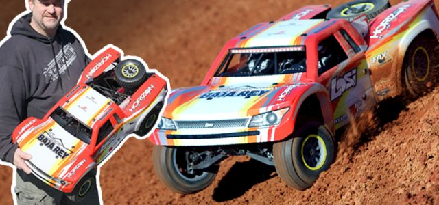 RC Reviews: Losi Super Baja Rey