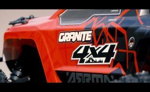 Monster Bash With The ARRMA 4×4 Mega Granite [VIDEO]