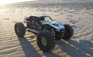 Axial Yeti with B.J. Baldwin's Trophy Truck colors [READER'S RIDES]