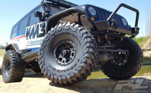 "Pro-Line BFGoodrich Mud-Terrain T/A KM3 1.9"" Tires"