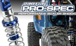 Pro-Line Pro-Spec Scaler Shocks [VIDEO]