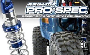 Pro-Line Pro-Spec Scaler Shocks [VIDEO]