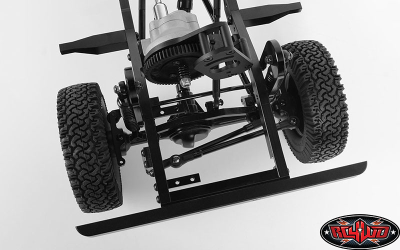 RC4WD Gelande II Truck Kit 1_10 Chassis Kit