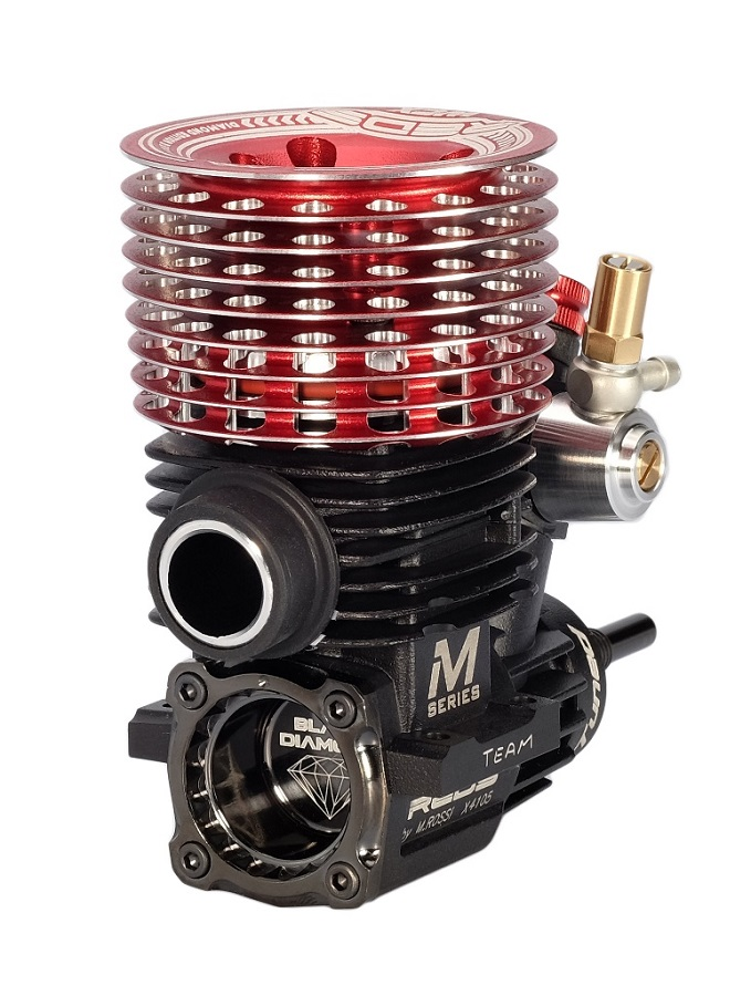 REDS M7 WCX Corsa Lunga Nitro Engine