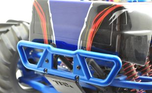 RPM Heavy Duty Rear Bumpers For The Traxxas T-Maxx & E-Maxx