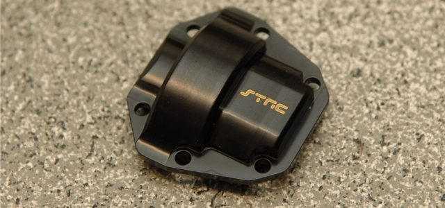 STRC Brass Option Parts For The HPI Venture FJ