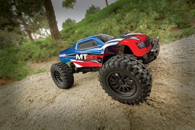 Team Associated MT28 RTR Monster Truck