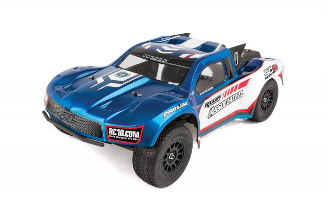 Team Associated RC10SC6.1 Team Kit