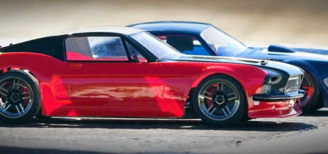 Traxxas 4-Tec Muscle Car Showdown [VIDEO]