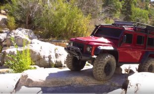 Traxxas TRX-4 Conquers The California Wilderness [VIDEO]