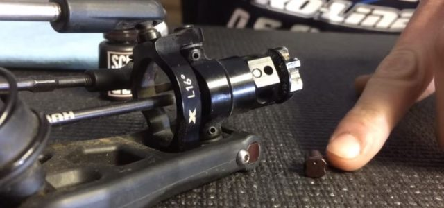 Ty Tessmann XT8 Front Hub Conversion Tips [VIDEO]