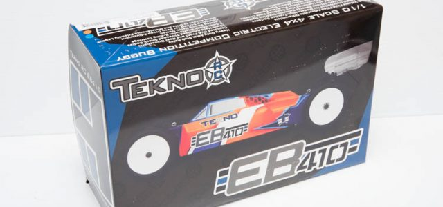 ONLINE BUILD: Tekno EB410