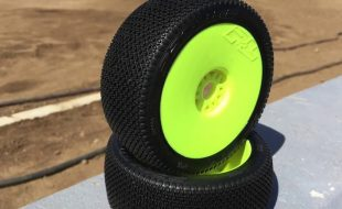 Adam Drake Talks About The Pro-Line Slide Lock Buggy Tire [VIDEO]