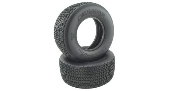 DE Racing G6T Compound & Grooved SCT Oval Tires