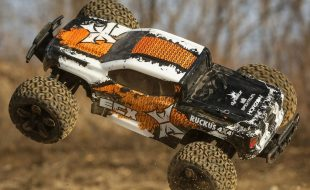 ECX RTR Ruckus 1/10 4wd Brushed Monster Truck [VIDEO]