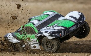 ECX RTR Torment 1/10 4WD Brushed SCT [VIDEO]