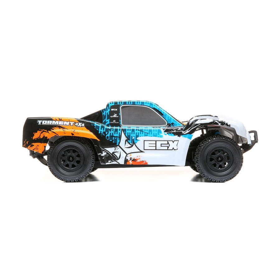 ECX RTR Torment 1/10 4WD Brushed SCT