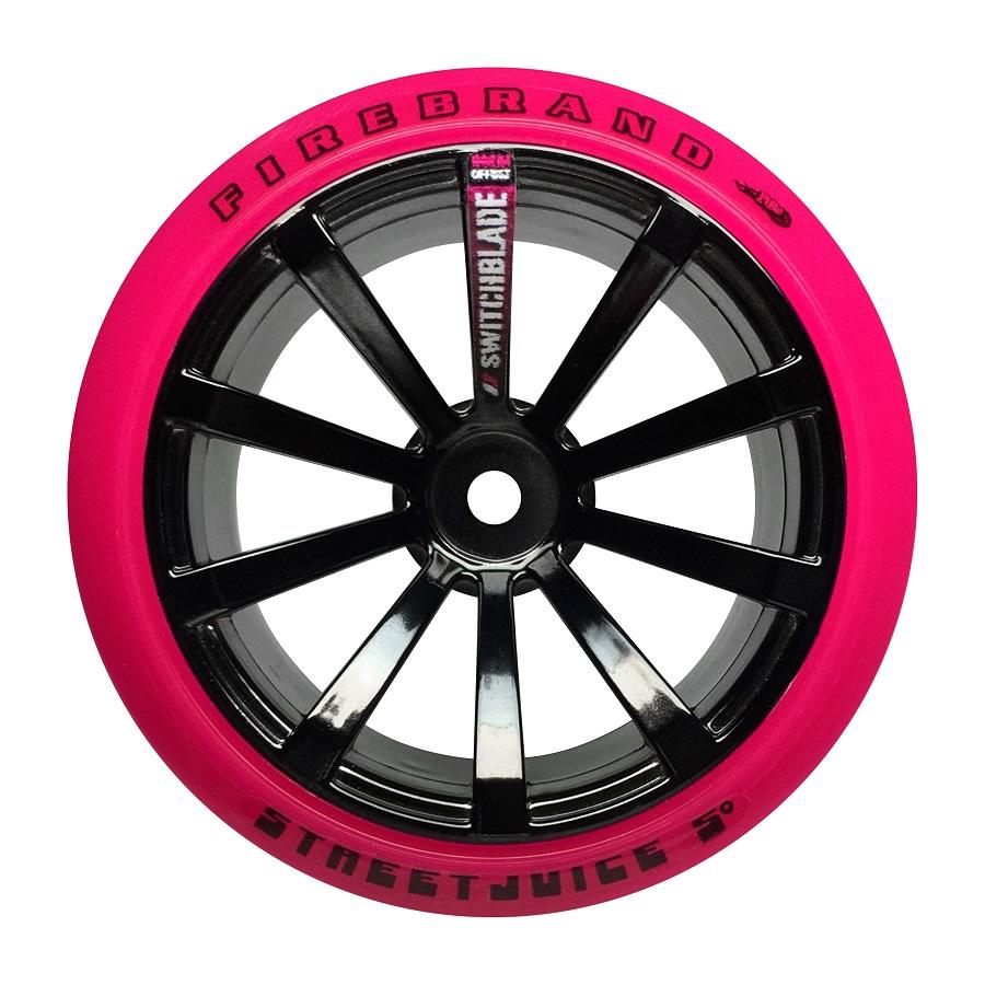 FireBrand RC SwitchBlade-XDR Beveled Drift Tires
