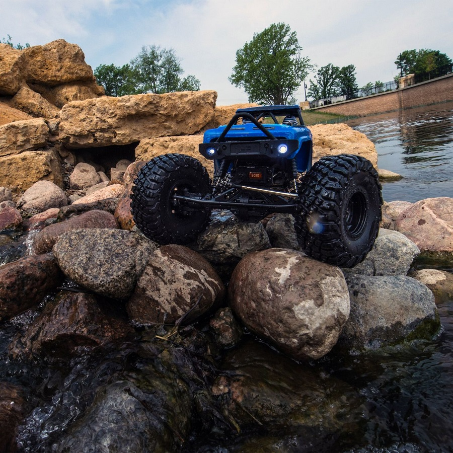 Force RC RTR 4WD 1/10 Hammerjaw Rock Bouncer