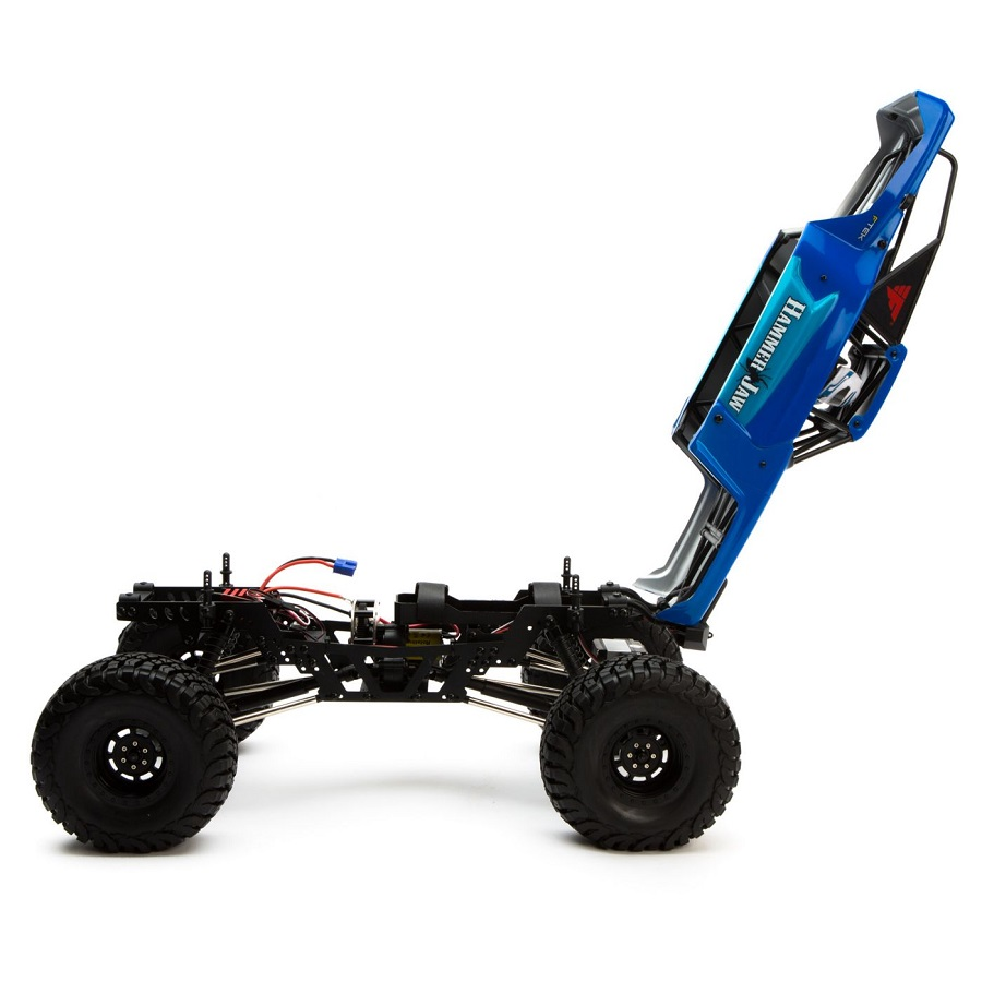 Www Rc: Force RC RTR 4WD 1/10 Hammerjaw Rock Bouncer