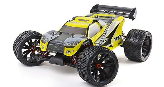 HobbyKing Updates The BSR ARR Berserker 1/8 Electric Truggy [VIDEO]
