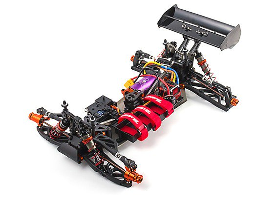 HobbyKing Updates The BSR ARR Berserker 1/8 Electric Truggy