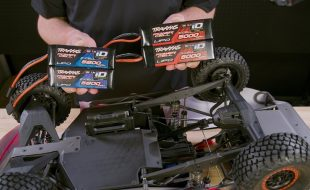 How To: Install Batteries Into The Traxxas Unlimited Desert Racer [VIDEO]