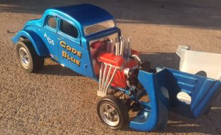 Custom '33 Willys Gasser by Scott Lempert [READER'S RIDE]