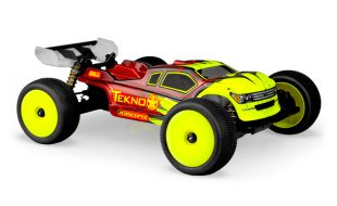 JConcepts Finnisher Tekno NT48.3 Clear Body