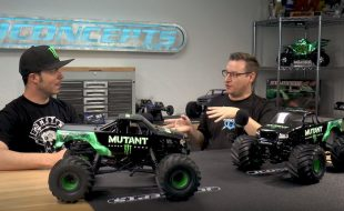 JConcepts Interview With Monster Jam Driver Coty Saucier [VIDEO]