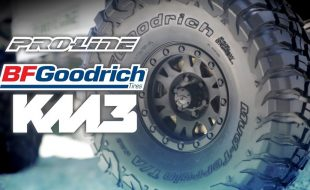 Pro-Line BFGoodrich Mud-Terrain T/A KM3 1.9″ Truck Tires [VIDEO]