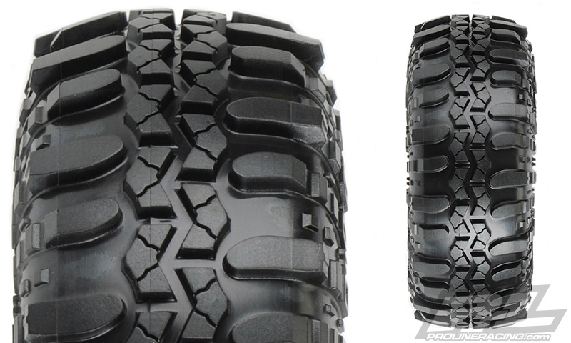 "Pro-Line Interco TSL SX Super Swamper XL 1.9"" Rock Terrain Truck Tires"