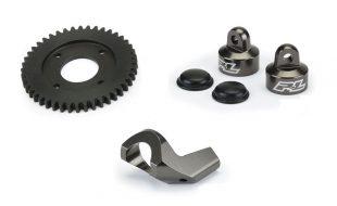Pro-Line PRO-MT 4×4 Steel & Aluminum Option Parts