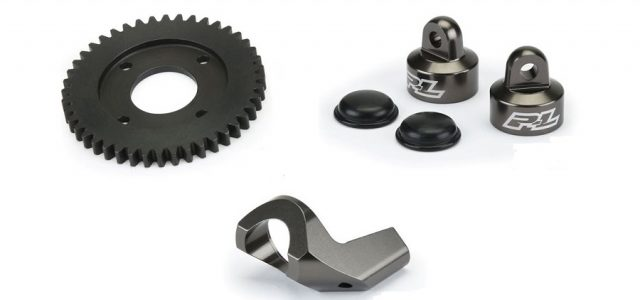 Pro-Line PRO-MT 4×4 Steel & Aluminum Option Parts