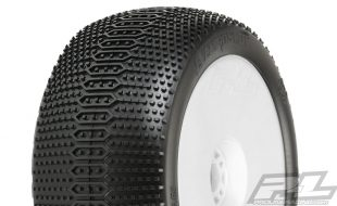 Pro-Line Pre-Mounted Electroshot VTR 4.0″ Off-Road 1/8 Truggy Tire