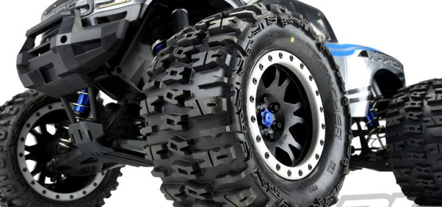 Pro-Line Trencher 4.3″ Pro-Loc All Terrain X-MAXX Truck Tires [VIDEO]