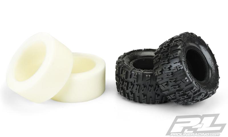 "Pro-Line Trencher 4.3"" Pro-Loc All Terrain X-MAXX Truck Tires"