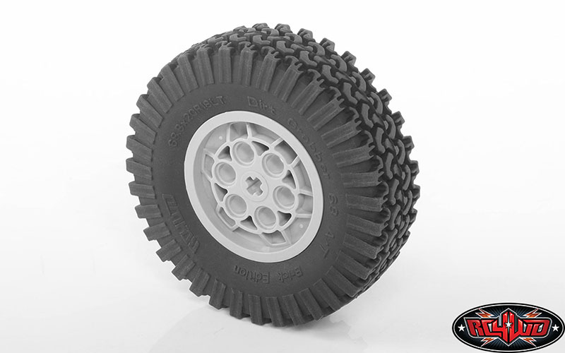 "RC4WD Dirt Grabber A/T Brick Edition 1.2"" All Terrain Tires"